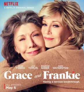 Thoughts from a TV Show about Divorce, Grace and Frankie.  I Wish You Joy!
