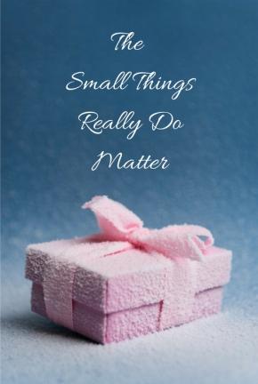 Morning Motivation, Small ThingsMatter